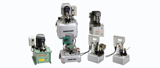 超高圧油圧機器